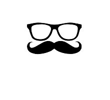 Glasses And Moustache by SamanthaMirosch