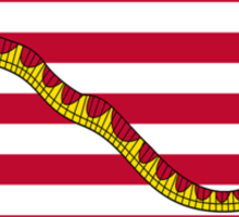 Navy Jack Sticker