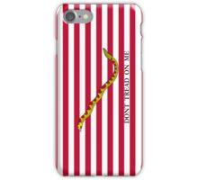 Navy Jack iPhone Case/Skin