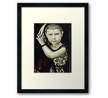 Master Williams? Framed Print
