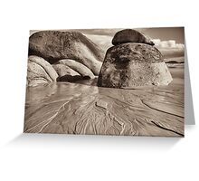 wilsons promontory landscape 18 Greeting Card