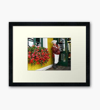 OldTimer....... Framed Print