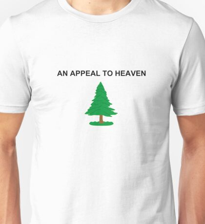 An Appeal To Heaven Unisex T-Shirt