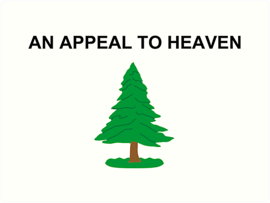 An Appeal To Heaven by Charles McFarlane