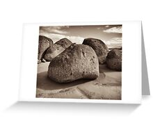 wilsons promontory landscape 19 Greeting Card