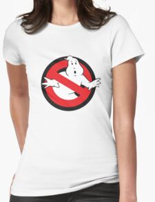 Ghostbusters 80's Tee (AU/UK) Womens Fitted T-Shirt