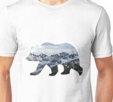 Mountain bear 2 Unisex T-Shirt
