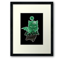 THE RETURN OF THE FANTASY Framed Print