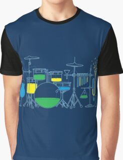 Chemical Band Graphic T-Shirt