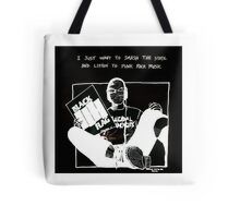 Ski-mask Bob Tote Bag