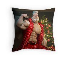 Merry Christmas! :-) Throw Pillow