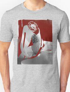 Nude magnolia. Unisex T-Shirt