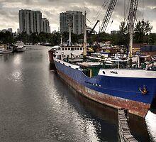 Miami Grace by njordphoto