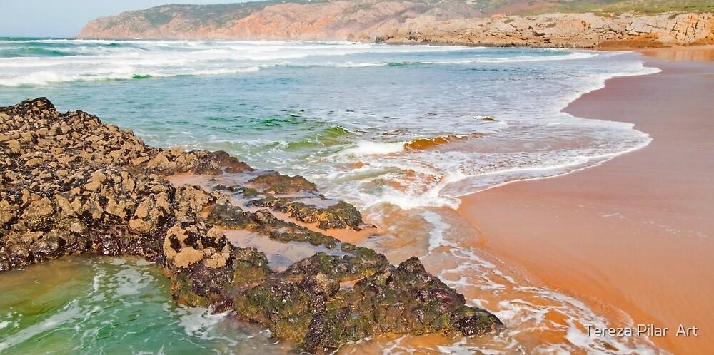 guincho beach colors by terezadelpilar ~ art & architecture
