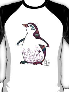 Penguin in Sharpie  T-Shirt