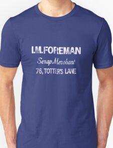 I.M.FOREMAN - Xtra Grungy Unisex T-Shirt
