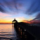 Louisiana Sunset by Barry Goble
