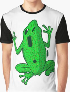Circuit Frog Graphic T-Shirt