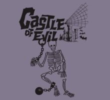 Castle of Evil. (B Movie)  by BungleThreads