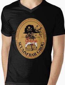 Grog, Is Good For You Mens V-Neck T-Shirt