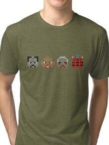 PIXEL8 | Who's Who Dr Tri-blend T-Shirt
