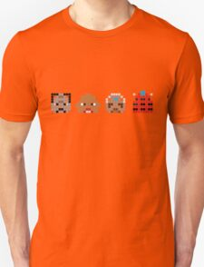 PIXEL8 | Who's Who Dr Unisex T-Shirt