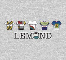 Greg Lemond by Anthony Robson