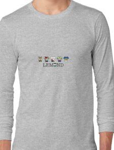 Greg Lemond Long Sleeve T-Shirt