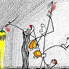 Dancing! by Alberto  DeJesus