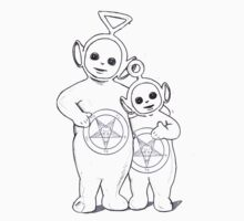 Teletubbies  by MarqoValentine