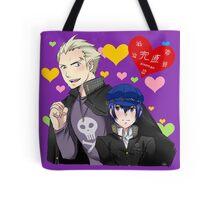 Kannao and Hearts Tote Bag
