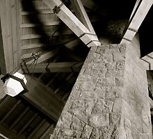 Timberline Lodge Architecture by Timothy State