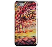 Smaug 2 iPhone Case/Skin