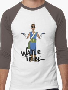 ~WATER TRIBE!~ Men's Baseball ¾ T-Shirt