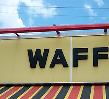 Waffle House by Timothy State