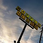 Waffle House Sunset by Timothy State