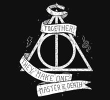 Deathly hallows by ItsHarri