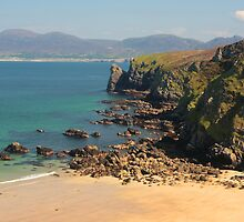 Beach at Fanad Head by Adrian McGlynn