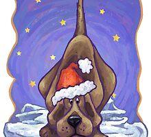 Hound Dog Christmas by Traci VanWagoner