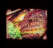Smaug by Unicornuss