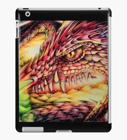Smaug 3 for iPad iPad Case/Skin