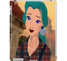 Punk Belle iPad Case/Skin