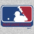Major League Steroids by RichWilkie