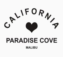 california paradise cove by incetelso