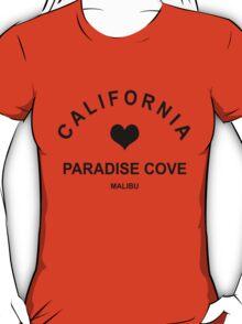 california paradise cove T-Shirt