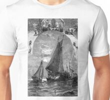 Coming Home for Christmas Unisex T-Shirt
