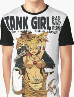 Tank Girl and Booga Graphic T-Shirt