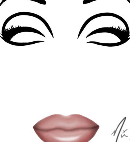 Chad Michaels - Minimalist Queens Sticker