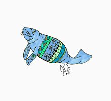 Manatee in Sharpie Unisex T-Shirt