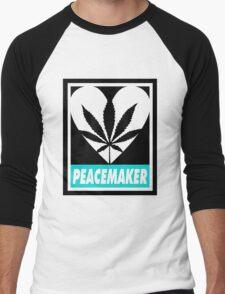 Budding Hearts - Peacemaker, Logo Big Text Inverted T-Shirt